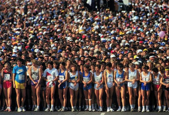 La crisi economica colpisce anche le maratone