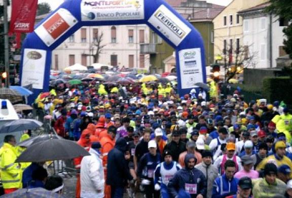 Montefortiana tra corsa e solidarietà (con Baldini)