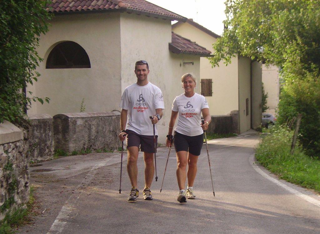 NON SOLO CORSA: LA BELLUNO-FELTRE SARÀ ANCHE GRANDE NORDIC WALKING
