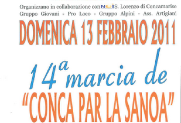 Salcus FIASP domenica 13 a Concamarise (VR)