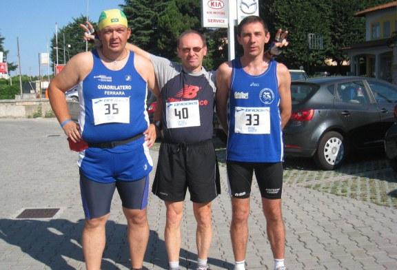 Polisportiva Quadrilatero, 3 atleti alla Brescia no limits