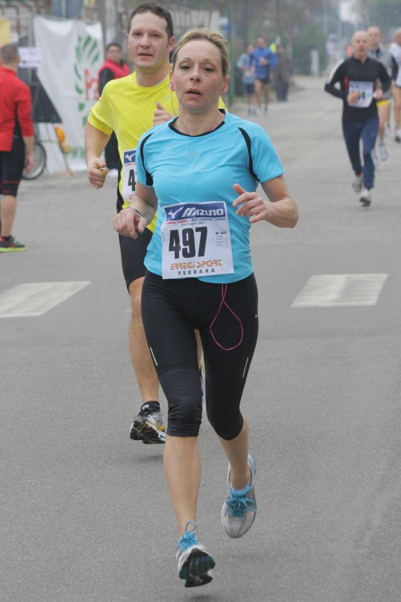 Gara podistica Formignana Tresigallo running