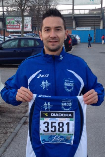 Morgan Tolotti ci racconta la sua Treviso Marathon