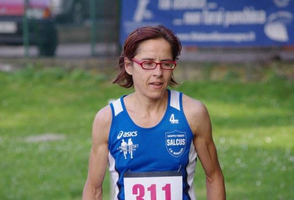"""Giovanna Ricotta vince la 37° """"Correre nel Parco"""""""