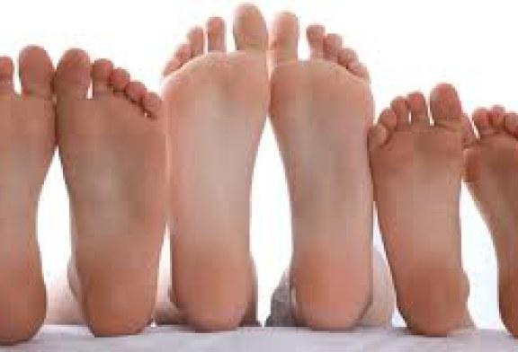 Gli esercizi per i piedi
