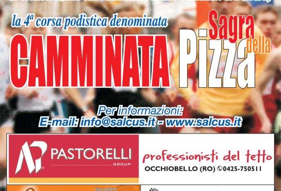 Camminata Sagra della Pizza venerdì 13 giugno 2014