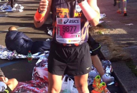Un 'tandem' Salcus tra i diecimila della Firenze Marathon