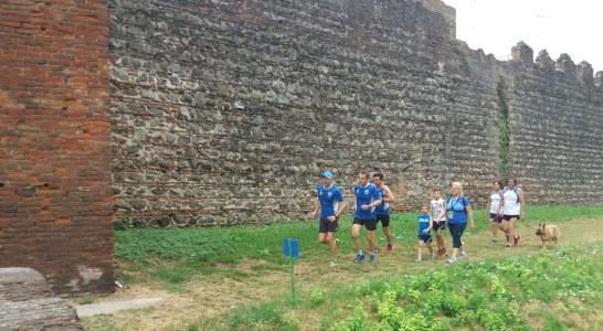 Quattro Passi par Montagnana