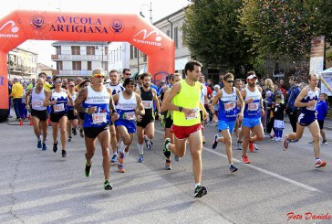 Alla 'corsa di Pui' Cazzadore, Bombonati e Dall'Aera nella top ten