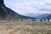 Salcus al Giro Lago di Resia