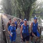 SALCUS dai Gorghi di Trecenta alle Golene dell'Adige